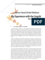 My Experience with the Lingzhi - by Shufeng Zho
