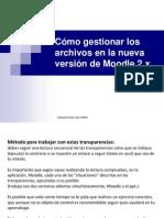 cmogestionararchivosrepositoriosyportafoliosennuevomoodle2-cv2012b-120625140723-phpapp01