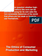 Business Ethics - MGT610 Power Point Slides Lecture 33