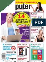 """6/2013 """"Computer Bild Lietuva"""" – 14 lietuviškų internetinių parduotuvių testas"""