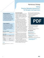 Skf Reliability Mainatenence
