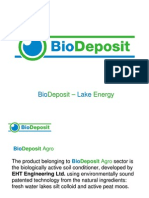 Bio Deposit