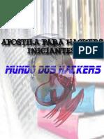 Aostila Hacker Para Iniciantes - Mundo Dos Hackers