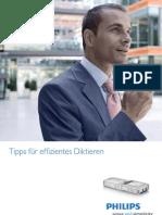 Tips for Efficient Dictation de New