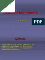 Gamapatii monoclonale