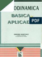 Termodinamica- Isidoro Martinez- Termodinamica Basica y Aplicada