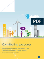 Aviva Corporate Responsibility report 2012