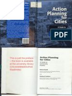 Action Planning for Cities