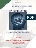 RP Formazione Offerta formativa 2013