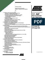 ATmega128 datasheet
