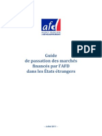 Guide Passation Marches AFD