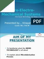 MEMS (Detail Presentation)