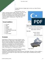 Doğu Türkistan - Genel