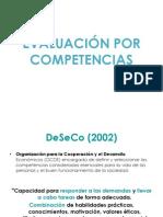 Evaluacion Competencias
