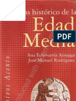 Atlas Historico de La Edad Media
