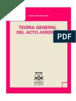Cifuentes Ramon Teoria General Del Acto Juridico