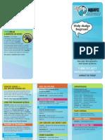Aquafix, Inc.  mailer for spring 2009