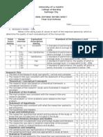 Oral Defense Criteria2