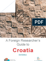 04 41 Foreign Researchers Guide to Croatia 3rd Ed 2nd Update
