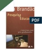 54074457 Pesquisa Em Educacao
