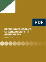 Decoding Pakistan's 'Strategic Shift' in Afghanistan