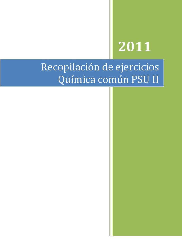 Recopilacion psu quimica ii urtaz Image collections