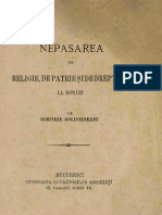Dimitrie Bolintineanu - Nepasarea ... La Romani