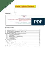 DiagrammeGantt_organisation de Production