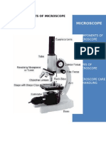 Science Microscope