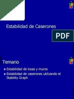 k+2-Estabilidad de Caserones