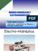 MANDOS ELECTROHIDRAÚLICOS