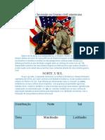 Guerra de Secesso Ou Guerra Civil Americana
