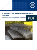 Report - A Business Case for Mattress Recycling (MAP002-002 Nov 12)