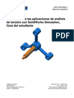 SolidWorks Simulation Student Guide ESP