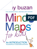 Tony Buzan Mind Maps for Kids the Shortcut to Success at School