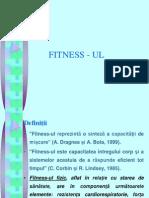 Fitness-ul