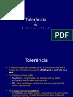 Tolerância e Autoimunidade
