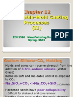EIN 3390 Chap 12 Expendable-Mold Cast B Spring_2012.ppt