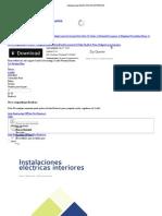 Instalaciones ELECTRICAS INTERNAS