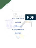 Logiciels d'Administration WinSCP