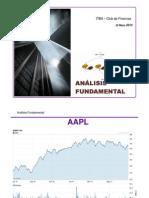 Analisis Fundamentals 22 Mayo 2013