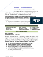 Operations Project Manager Sustainability in Salt Lake City UT Resume Don Rudy
