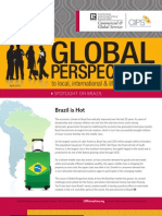 Global Perspectives 2013 - Brazil is Hot