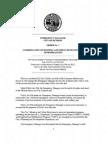 Coordination of Housing & Urban Development Appropriations - Detroit EM