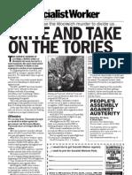 General Leaflet - Outside London - 290513