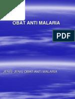 PENGOBATAN MALARIA.ppt