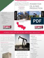 Loftin Power for Oil & Gas Production