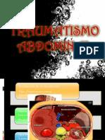 Traumatismos del abdomen.ppt