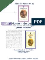 Fascinação 22 - Homem de pedra - Jeanne Stephens