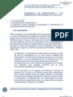 EL NUEVO CONOCIMIENTO, LAS COMPETENCIAS Y LOS IDEALES EN LA FORMACI+ôN DEL PROFESIONAL DEL SIGLO XXI
